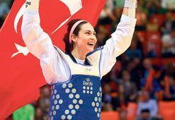 İrem Yaman şampiyon