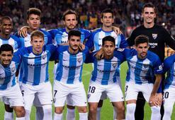 Cenk Gönenin takımı Malaga küme düştü