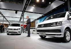 Volkswagen Ticari Araç, Yeni Caravelle'i dünyaya İstanbul Autoshow'da tanıttı