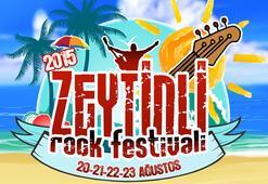 Zeytinli Rock Festivalinde sahne alacak isimler