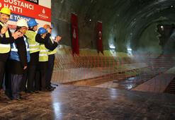 Ümraniyeye ikinci metro müjdesi
