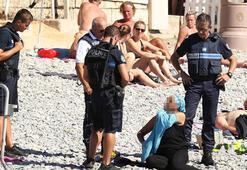 Fransada burkini yasağı askıya alındı
