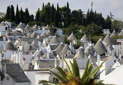 İtalyanın masal kasabası Alberobello