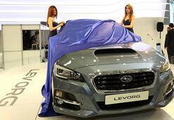 Subarunun Sport Tourer modeli böyle boy gösterdi