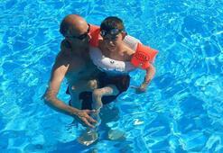5 yıldızlı otelin havuzunda böyle can vermişti