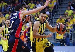 Fenerbahçe Doğuş - Baskonia: 82-73