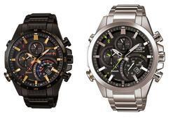 Casio'dan babalara özel sportif ve klasik saatler