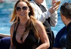 Mariah Carey, Bodrumda tatil yapmış