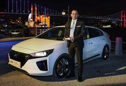 Türkiye'de yılın otomobili Hyundai IONIQ Hybrid seçildi
