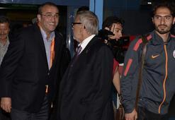 Galatasaraya taraftar şoku
