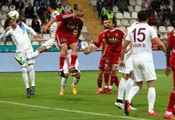 Medicana Sivasspor - Trabzonspor: 1-1