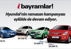Hyundainin Ramazan Kampanyası Eylülde de Devam Ediyor.