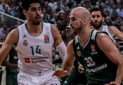 Panathinaikos Superfoods-Real Madrid: 95-67