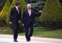 Başbakan Yıldırım: Türkiye, KKTCnin yanında olmaya devam edecek