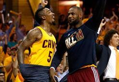 Cleveland ilk şampiyonluğun peşinde