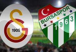 Galatasaray Bursaspor: 3-2