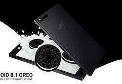 Razer Phone'a Android Oreo 8.1 güncellemesi geldi