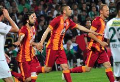 Burak Yılmaz 3 gol attı Galatasaray kupayı kazandı