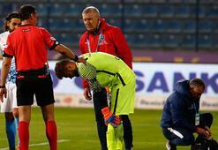 Trabzonsporda 3 sakatlık birden