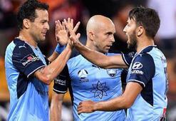 Süper Ligin eski yıldızları Avustralyayı salladı