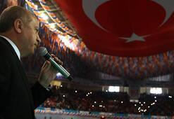Erdoğan, Diyarbakırda müjdeyi verdi: Sona geldik