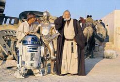 Star Warsun kamera arkası