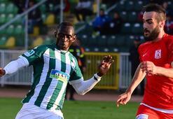 Akın Çorap Giresunspor-Balıkesirspor Baltok: 1-0