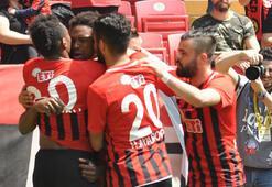 Eskişehirspor-Samsunspor: 5-0