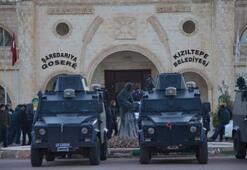 Kızıltepe ve Bitlis belediyelerine operasyon