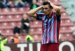 Trabzonspora Oscar Cardozodan kötü haber