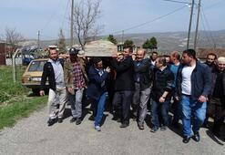 Hisarcıkta 2,5 yılda vefat eden 4üncü muhtar toprağa verildi