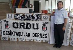 Ordu Beşiktaşlılar Derneğinden örnek davranış