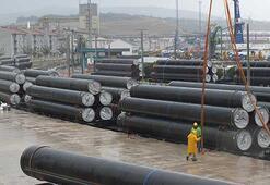 Azeri gazını taşıyacak TANAP projesi Çanakkaleye dayandı