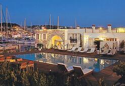 Harika bir marina oteli