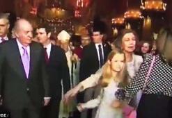 Kraliyet ailesindeki kayınvalide-gelin kavgası İspanyayı şoka uğrattı