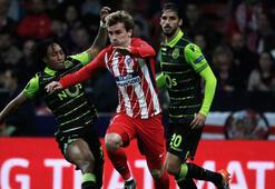 Sporting Lizbon-Atletico Madrid: 1-0