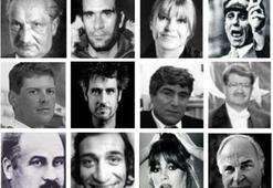 Kemal Sunal, Tanju Çolak ve daha fazlası