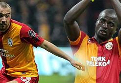 Dany und Sercan bei Galatasaray