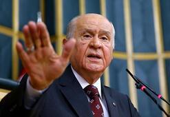 MHP Lideri Bahçeliden 4 öğretim üyesini öldüren caniye sert sözler