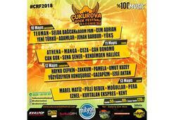 Çukurova Rock Festivali 2018