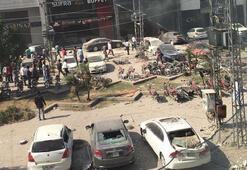 Son dakika... Pakistanda patlama Ölü ve yaralılar var