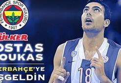 Kostas Sloukas resmen Fenerbahçede