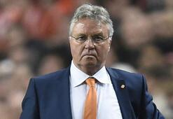 Hollandada Guus Hiddink depremi