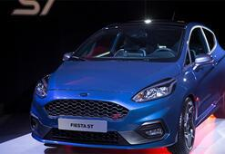 Ford, yeni Nesil Fiesta ST'yi görücüye çıkardı