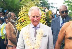 Prens Charles'a yerli ilgi
