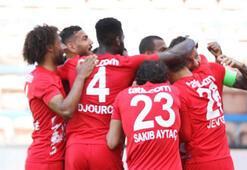 Antalyaspor yükselişe geçti