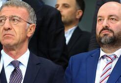 Trabzonsporun yeni başkanı Ahmet Ağaoğlu oldu