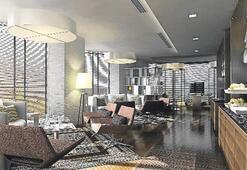Burj El Arab'ın iç mimarından 63 daire