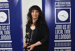 Semra Eren-Nijhar'a ödül
