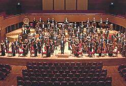Senfoni Orkestrası'ndan Güney Kore Özel Konseri